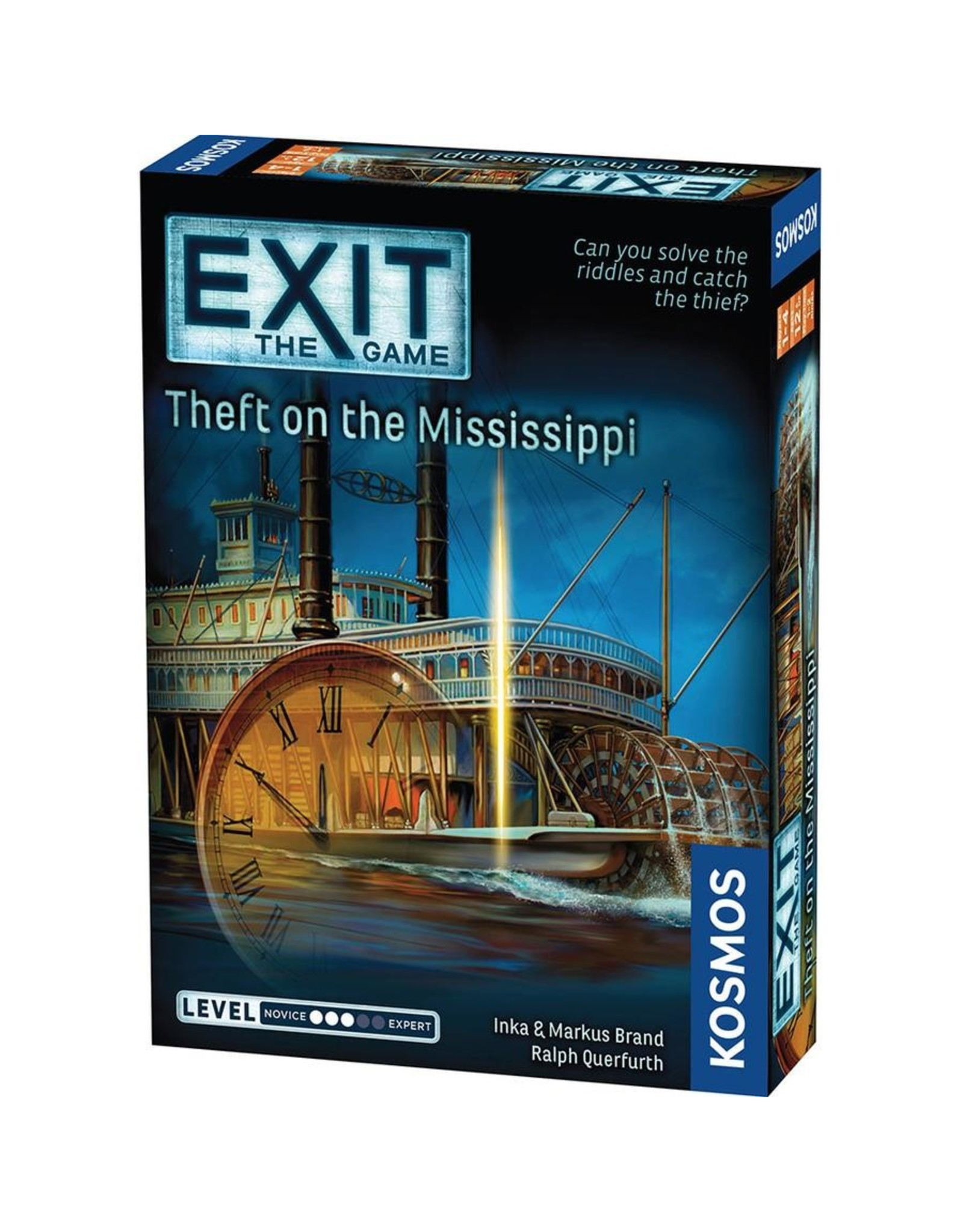 Thames & Kosmos EXIT: Level 3 Adventures