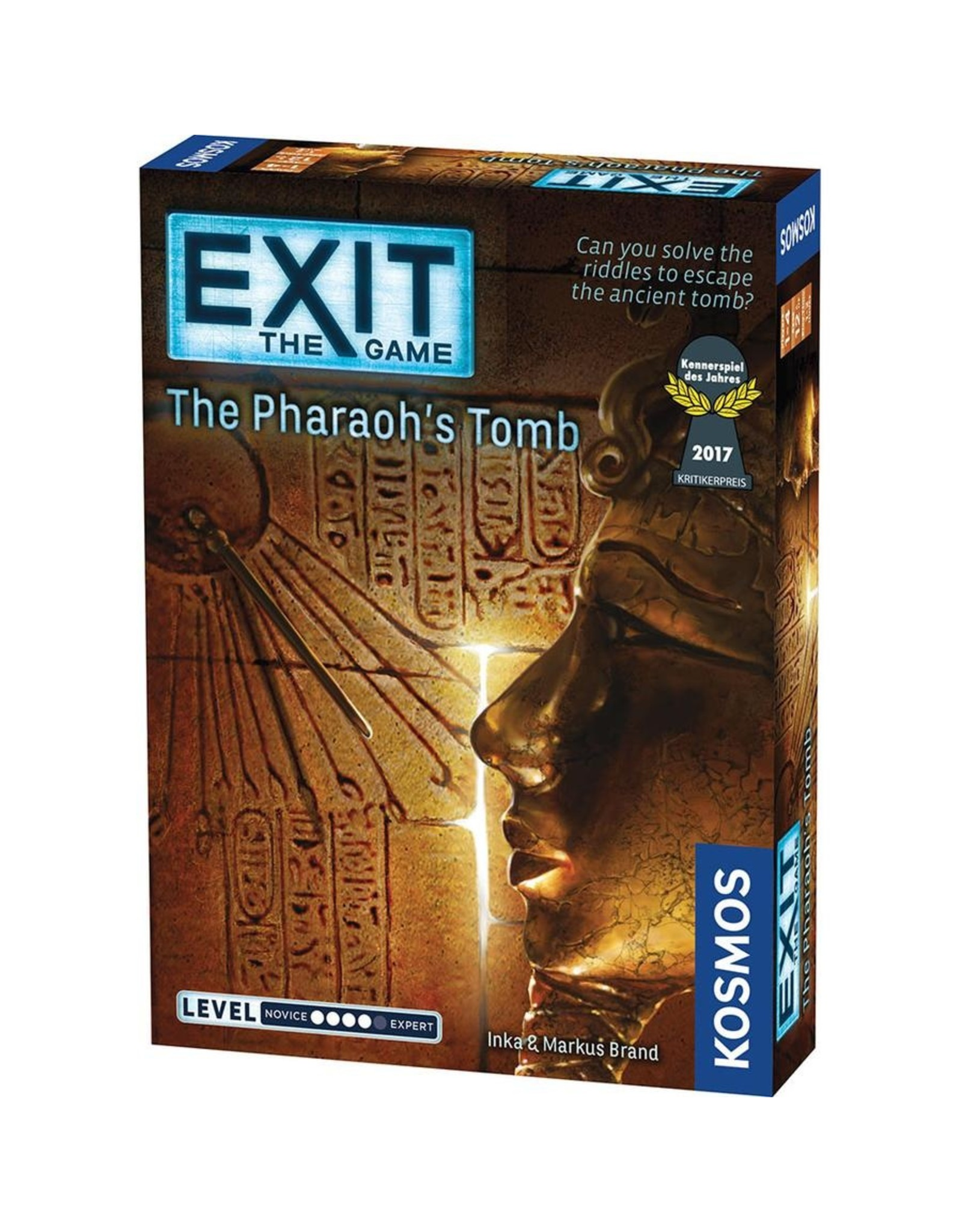 Thames & Kosmos EXIT: Level 4 Adventures
