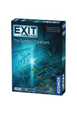 Thames & Kosmos EXIT: Level 2 Adventures