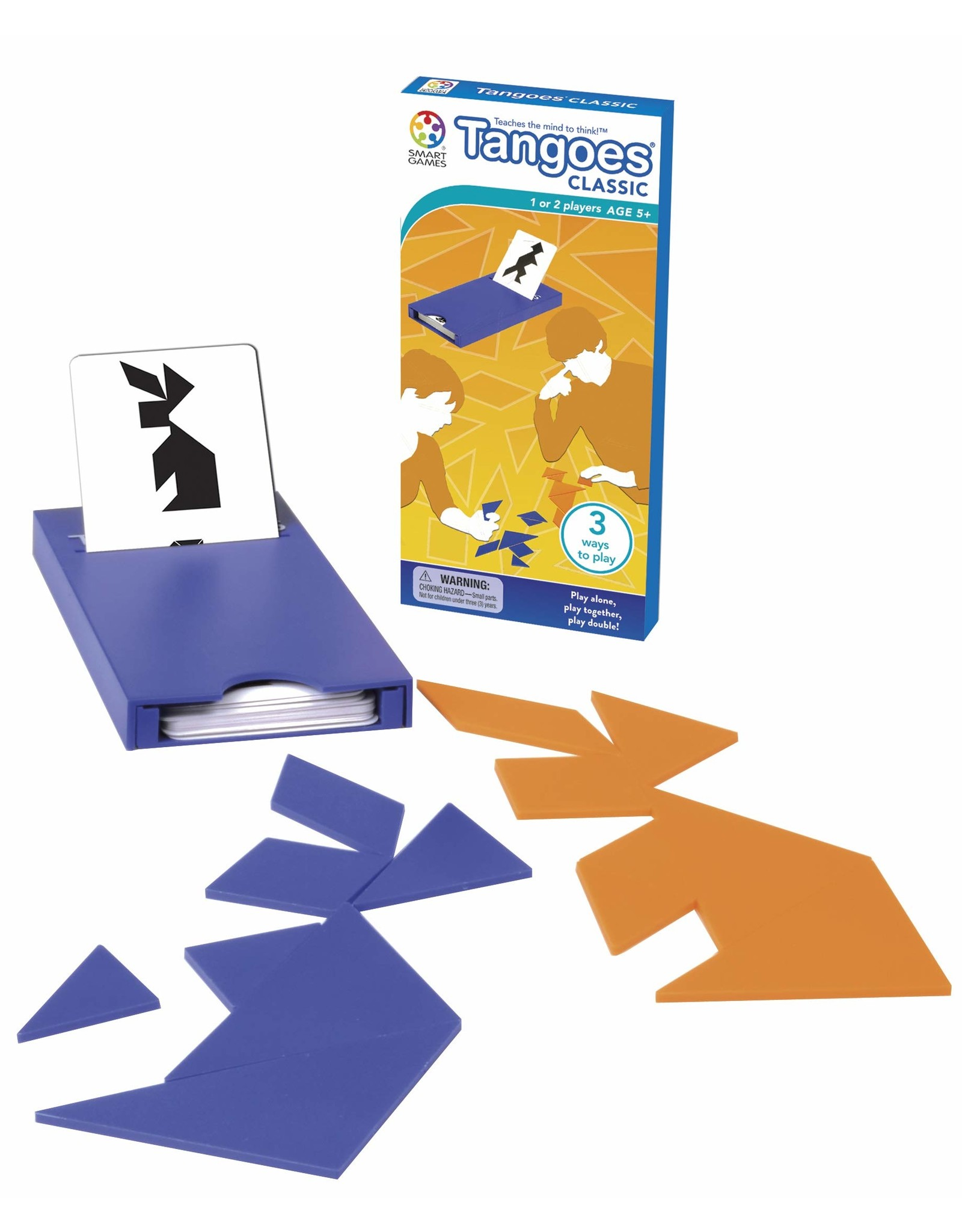 Smart Toys & Games Tangoes Puzzle Game