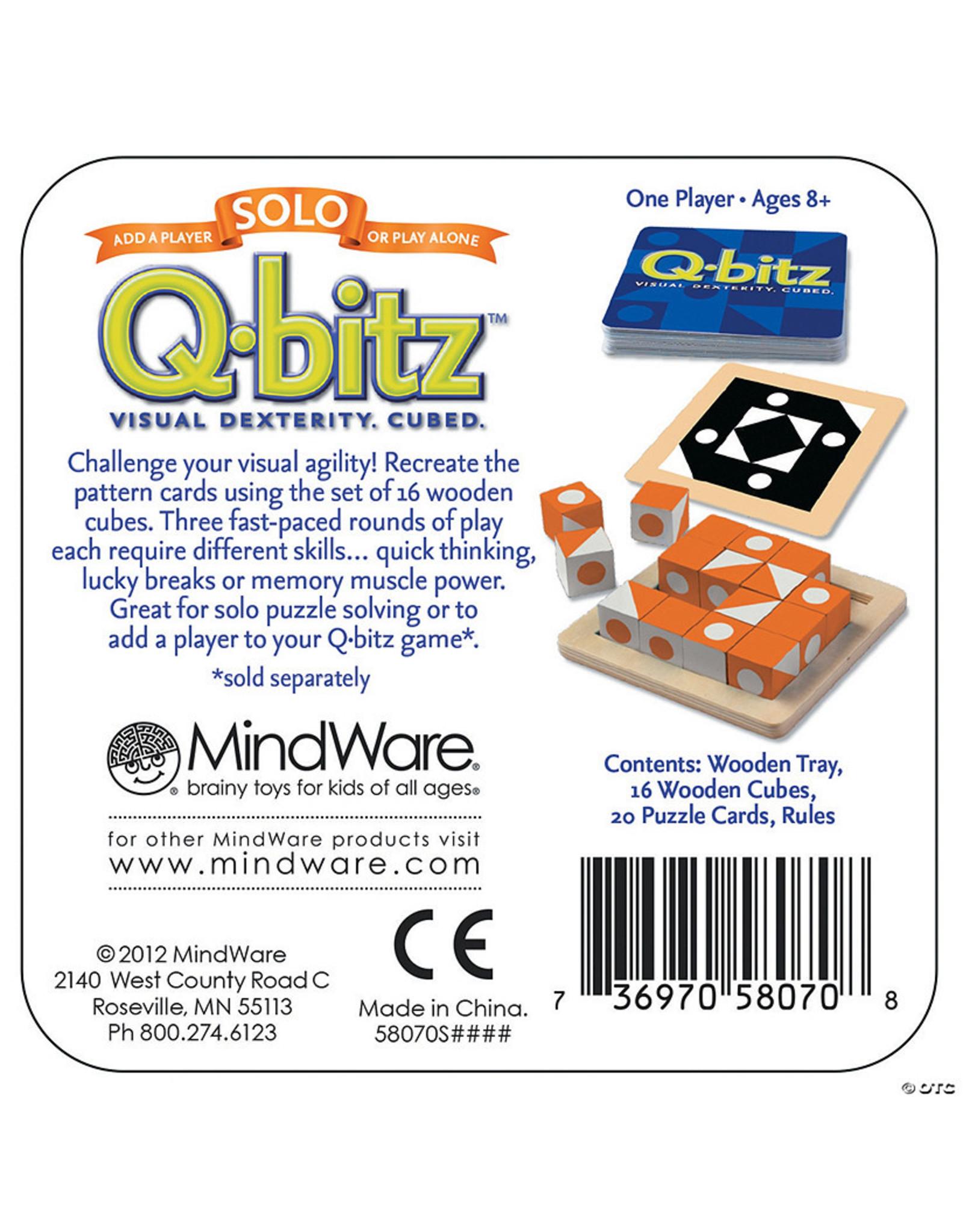 Mindware Q-bitz Solo