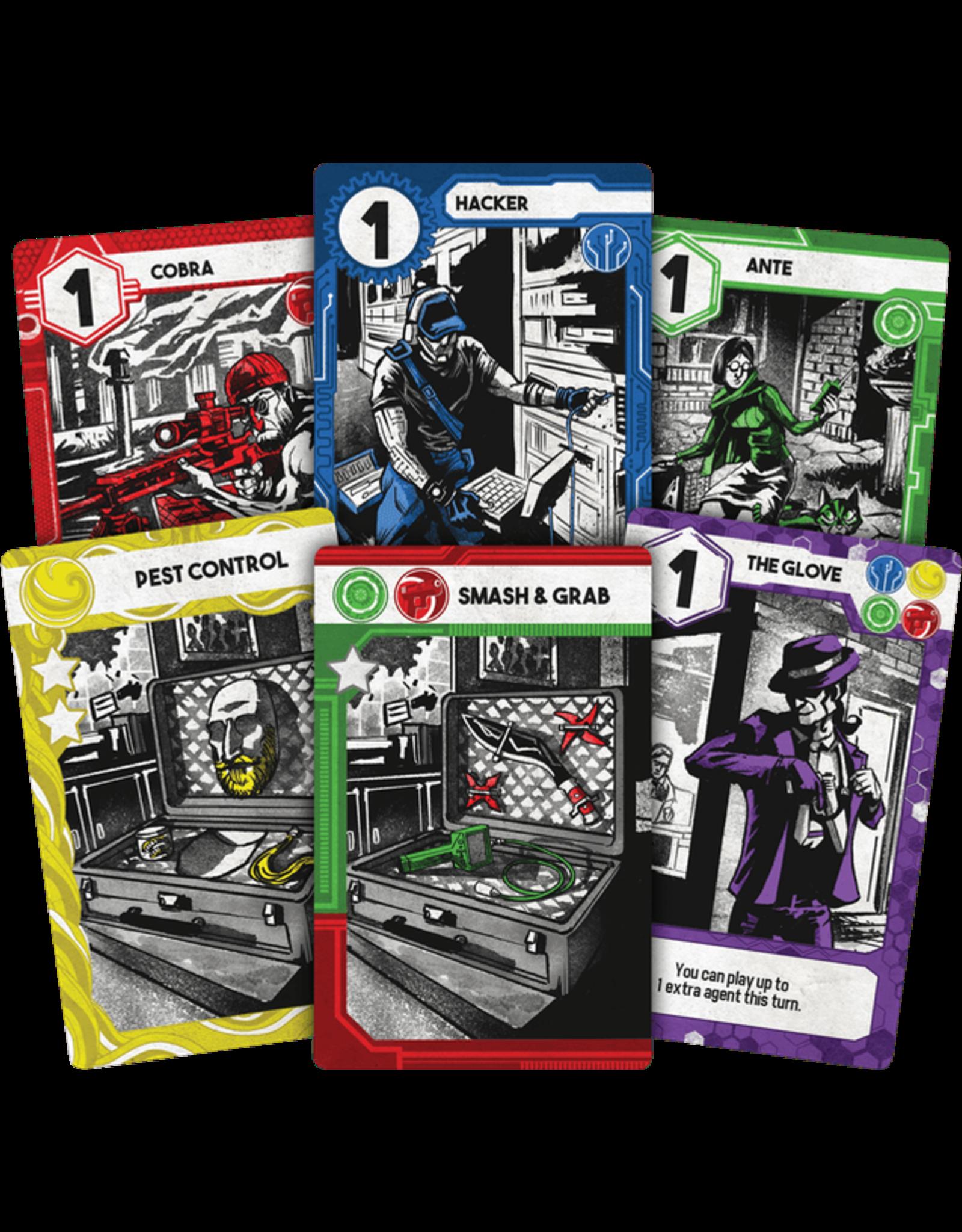 Z-Man Games SpyNet