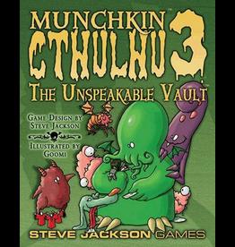 Steve Jackson Games Munchkin Cthulhu: Unspeakable Vault Expansion