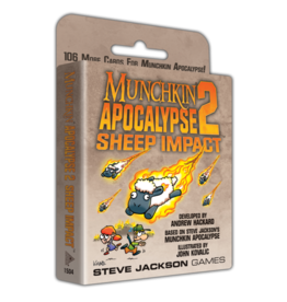 Steve Jackson Games Munchkin Apocalypse: Sheep Impact Expansion