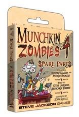 Steve Jackson Games Munchkin: Zombie Expansions