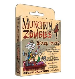 Steve Jackson Games Munchkin: Zombie Expansions