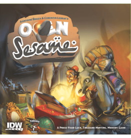 IDW Games Open Sesame