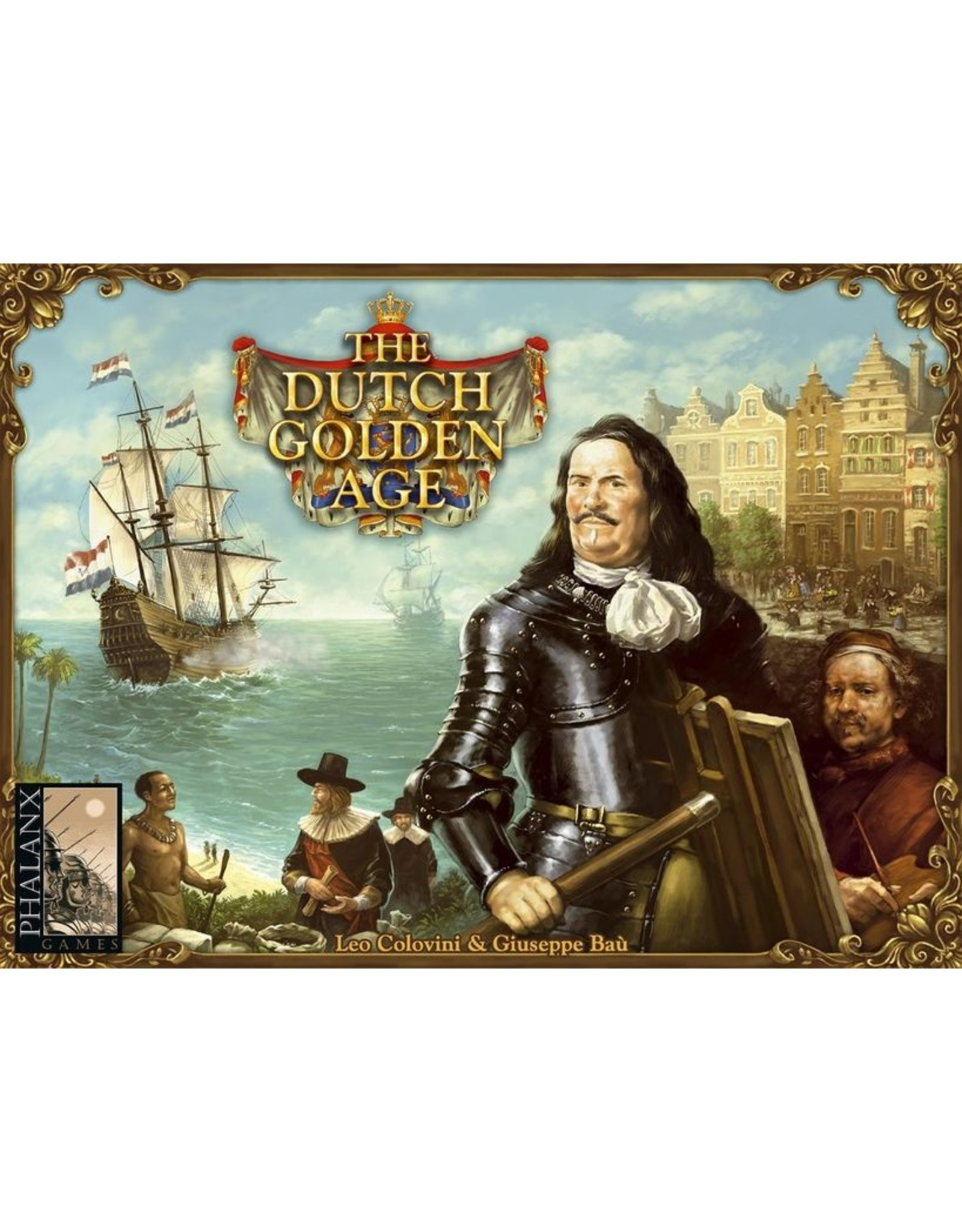 Mayfair Games The Dutch Golden Age