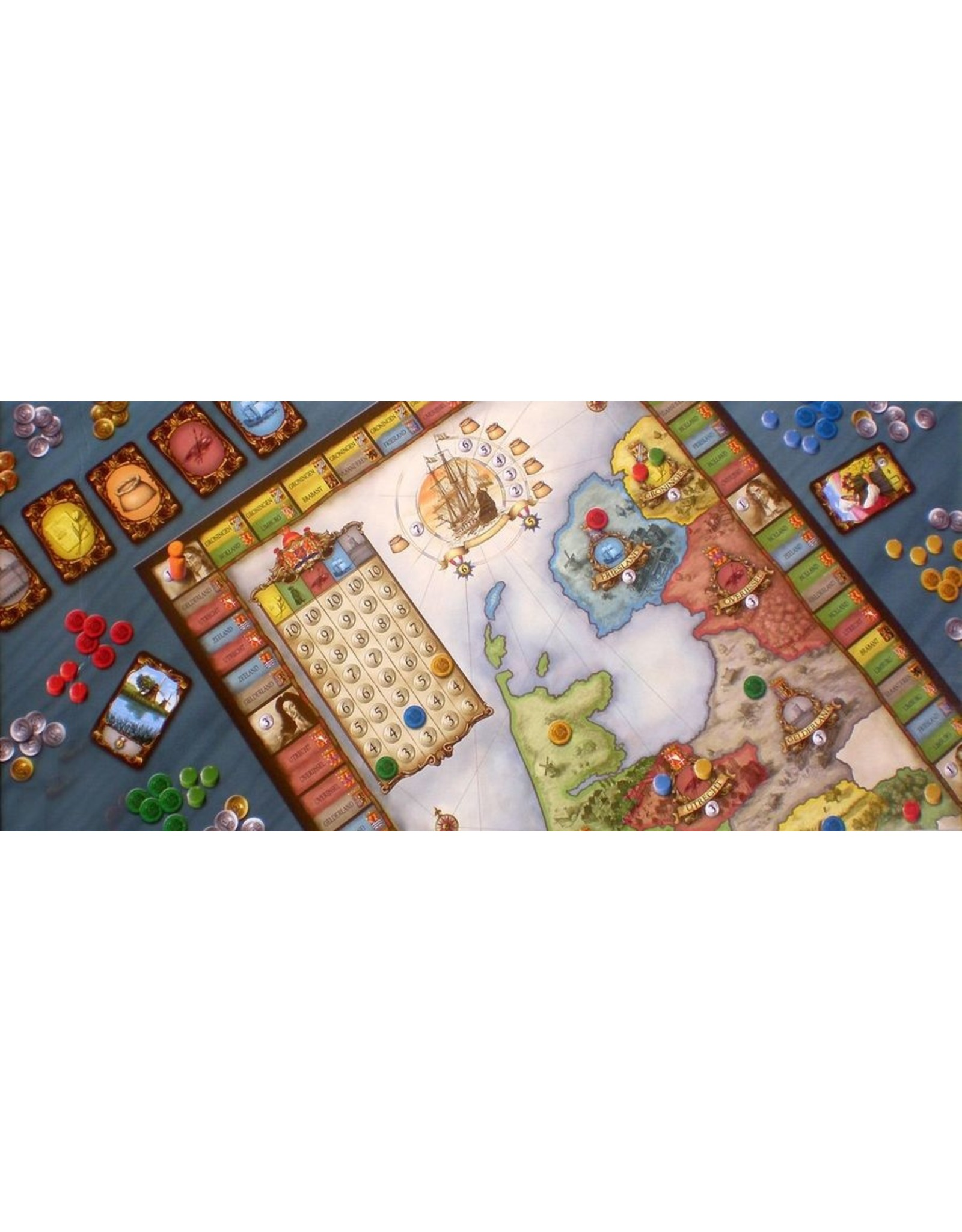 Mayfair Games SALE - The Dutch Golden Age