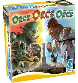 Queen Games Orcs, Orcs, Orcs