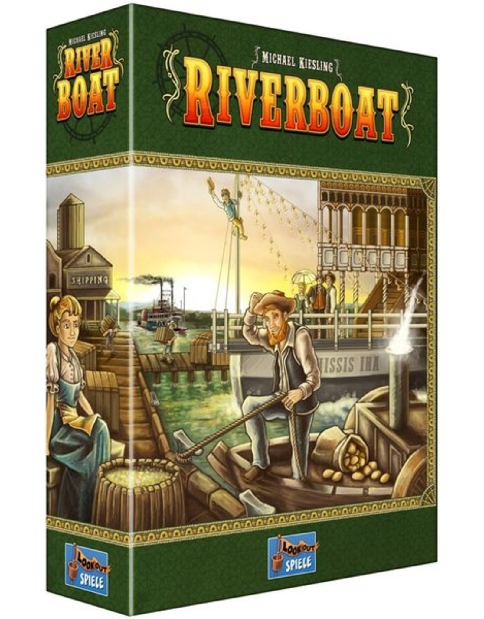 Lookout Games Riverboat