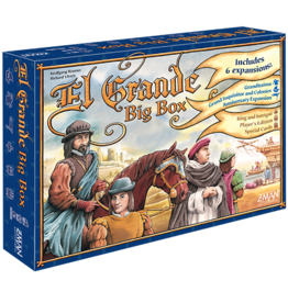 Z-Man Games El Grande: Big Box Edition