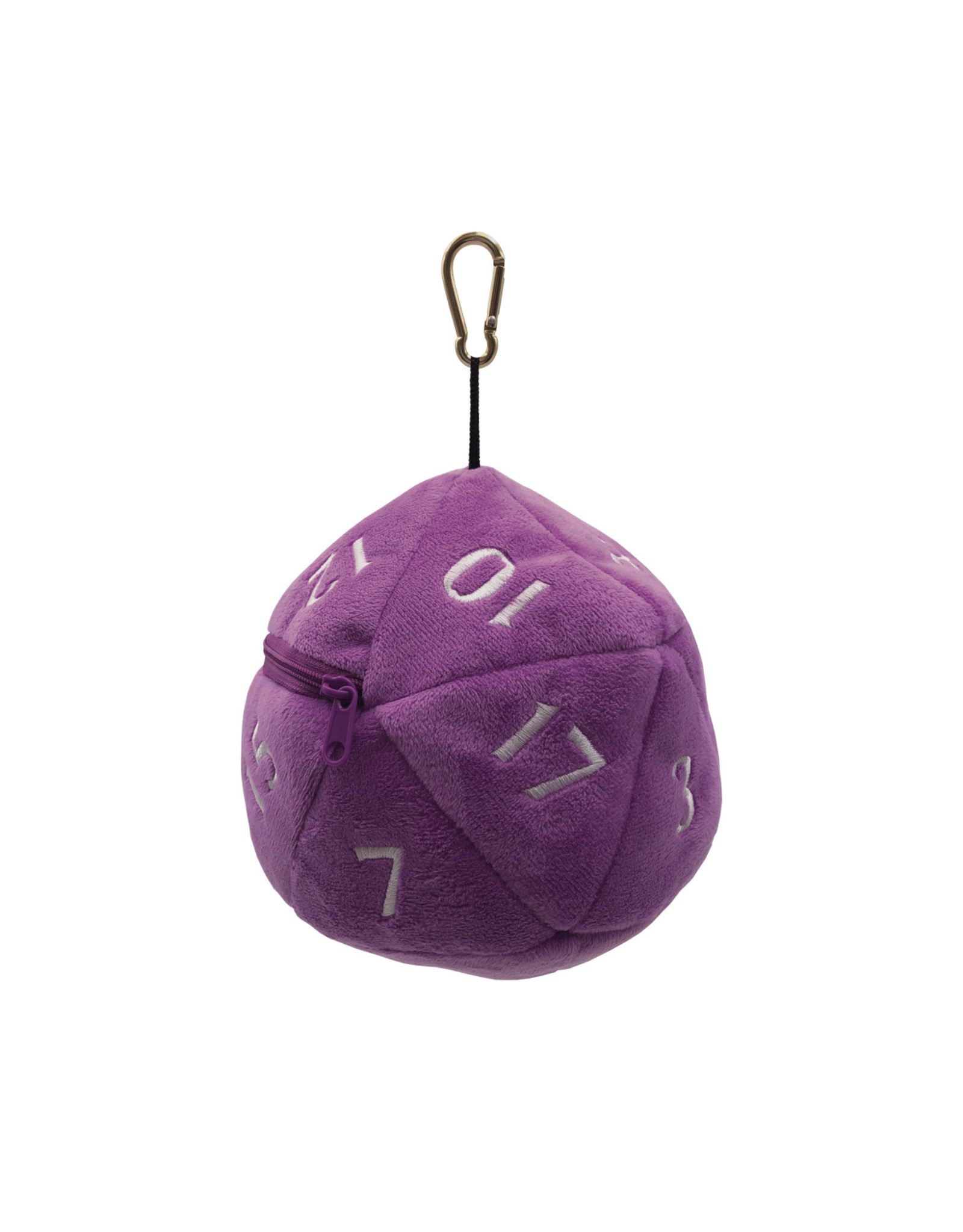 Ultra-Pro D20 Plush Dice Bag