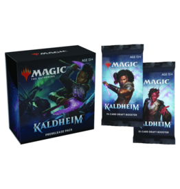 Wizards of the Coast MtG Kaldheim Pre-Release Pack - Preorder