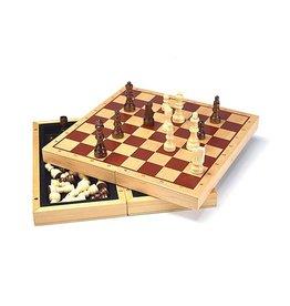 John Hansen Magnetic Hinge-Free Chess Set