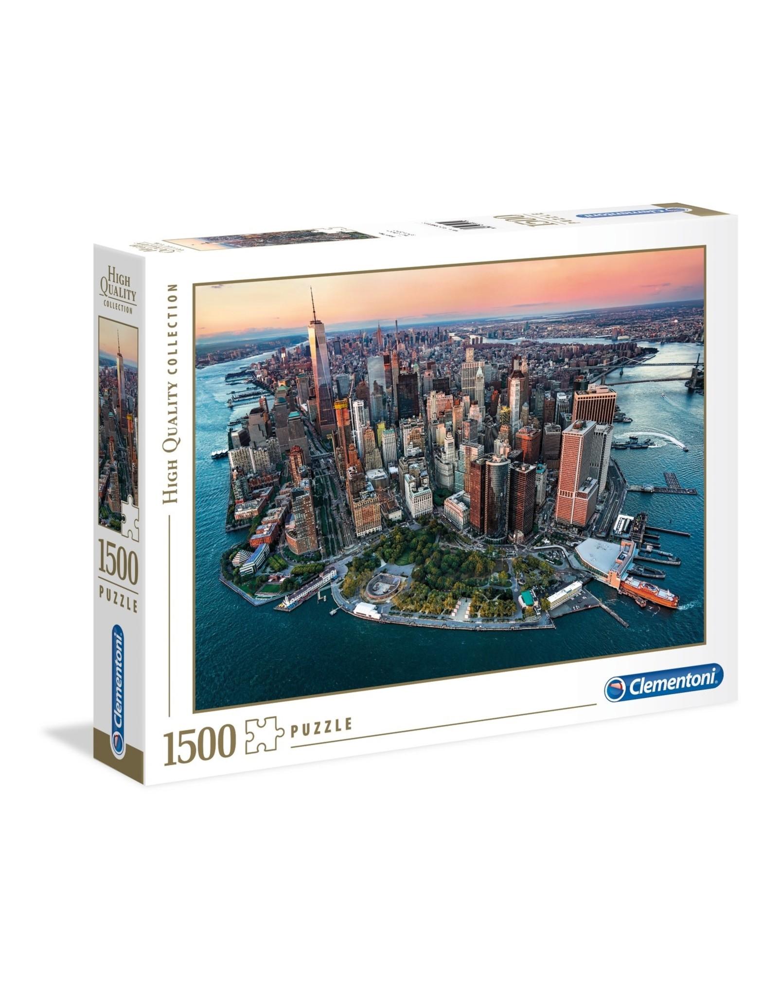 """Clementoni """"New York"""" 1500 Piece Puzzle"""