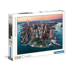 "Clementoni ""New York"" 1500 Piece Puzzle"