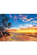 """Clementoni """"Paradise Beach"""" 500 Piece Puzzle"""