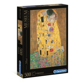 "Clementoni ""The Kiss"" 500 Piece Puzzle"