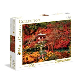 "Clementoni ""Orient Dream"" 500 Piece Puzzle"