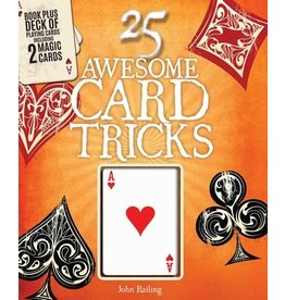 Simon & Schuster 25 Awesome Card Tricks