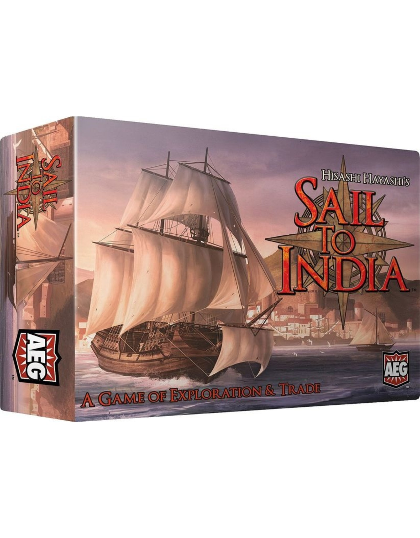 AEG Sail to India