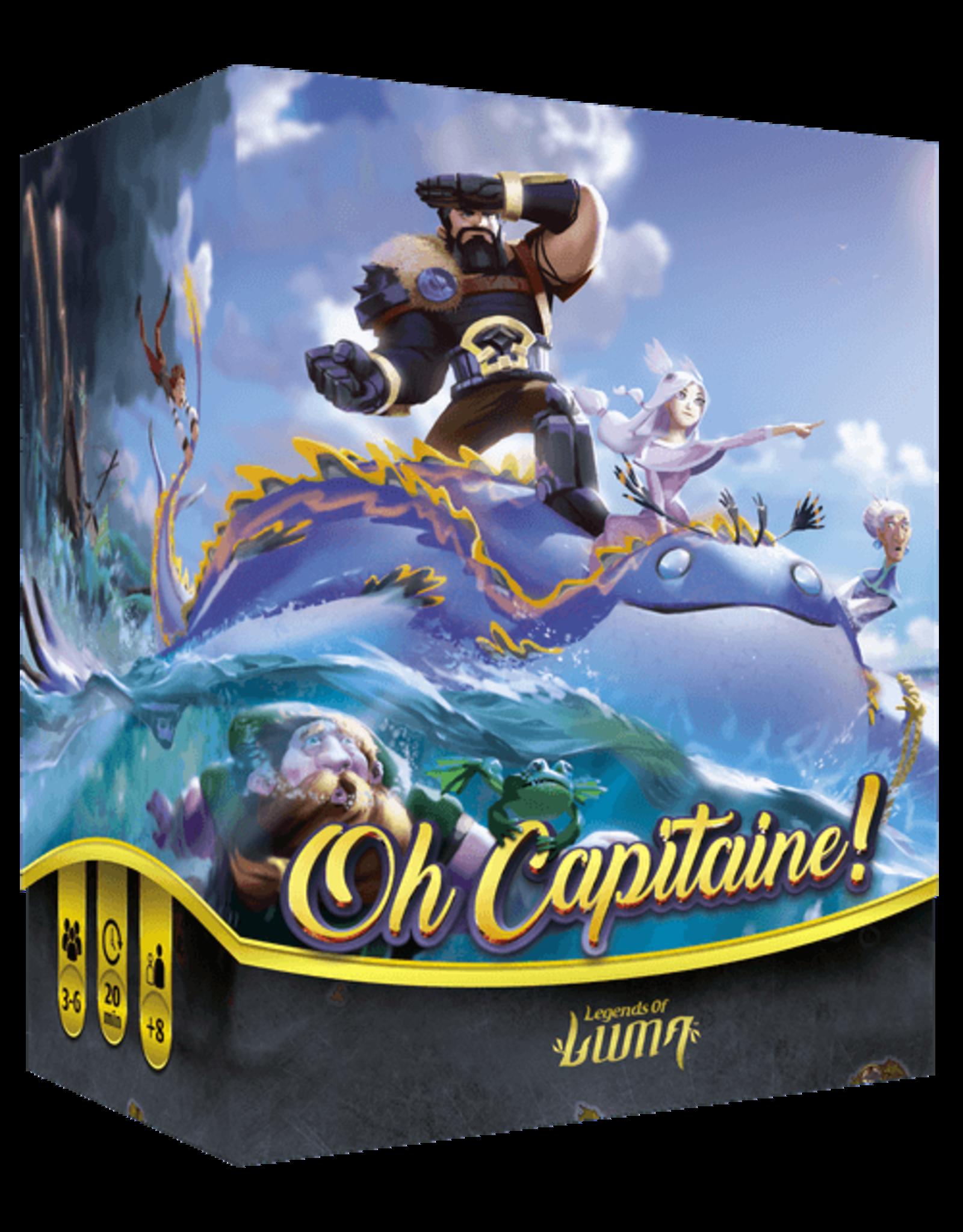 Ludonaute Oh Captain!