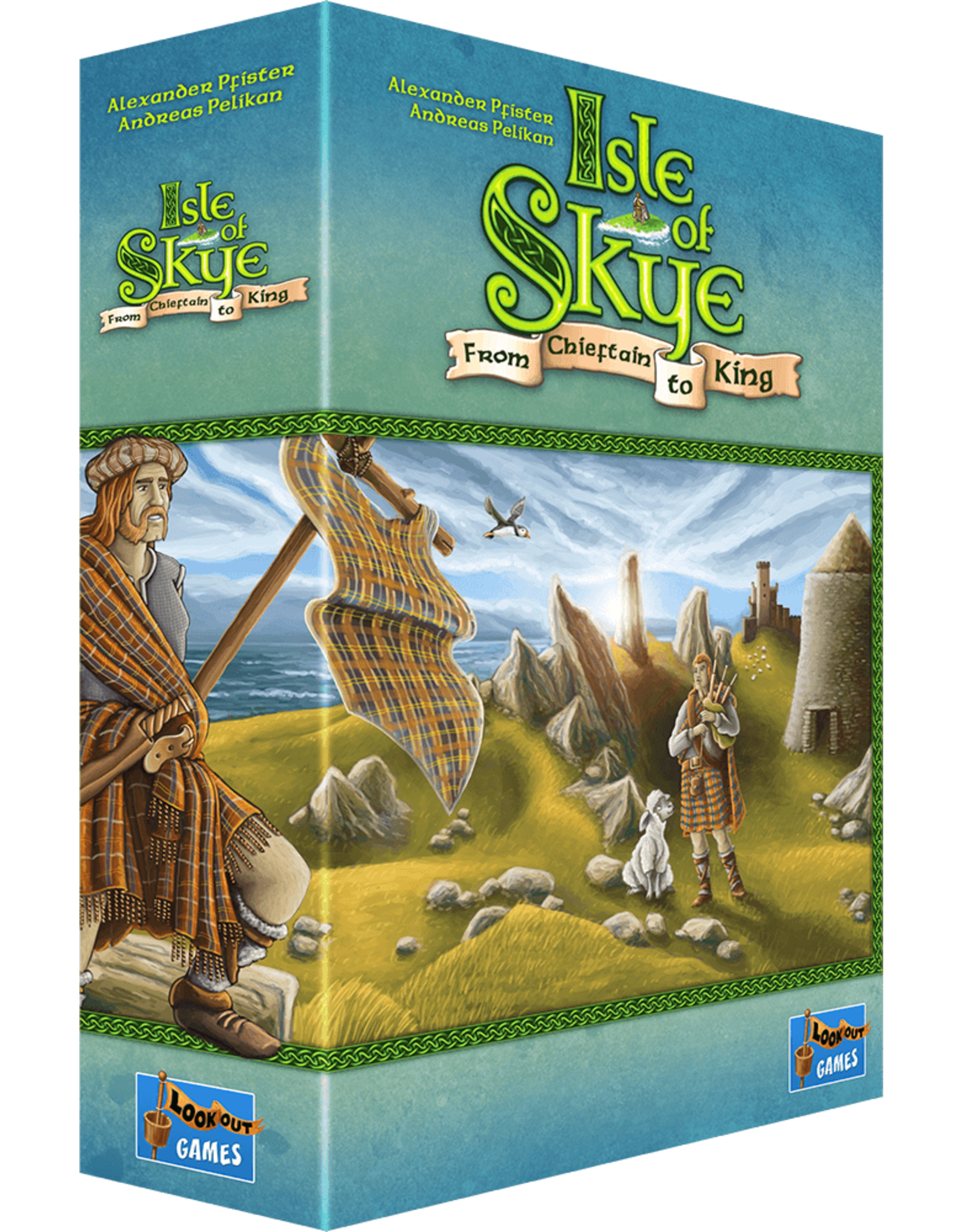 Lookout Games Isle of Skye: From Chieftain to King