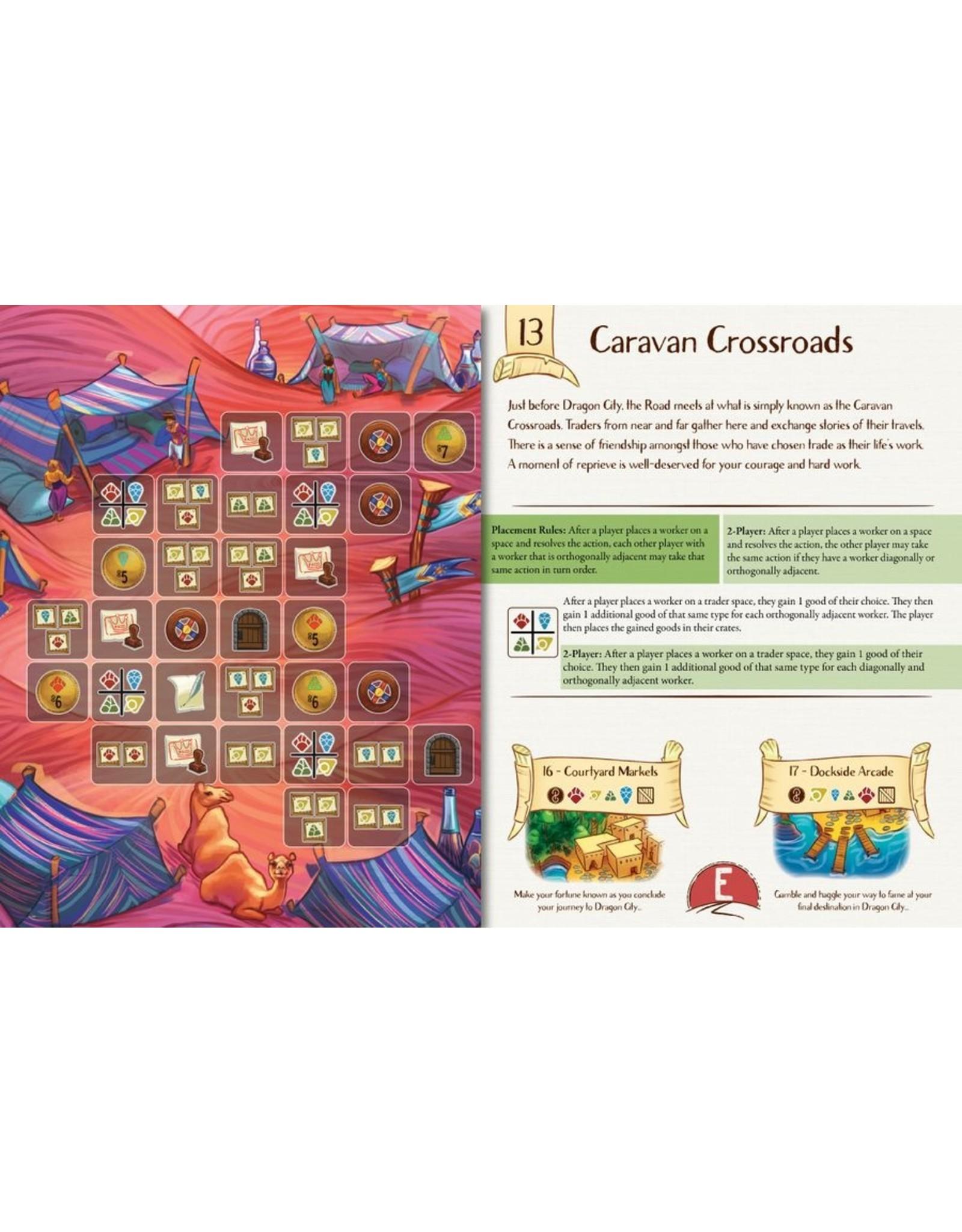 Kolossal Games Almanac: The Dragon Road