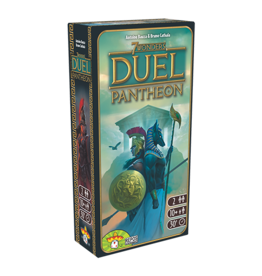 Repos 7 Wonders Duel: Pantheon Expansion