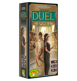 Repos 7 Wonders Duel: Agora Expansion
