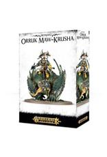 Games Workshop Ironjawz: Orruk Maw-Krusha