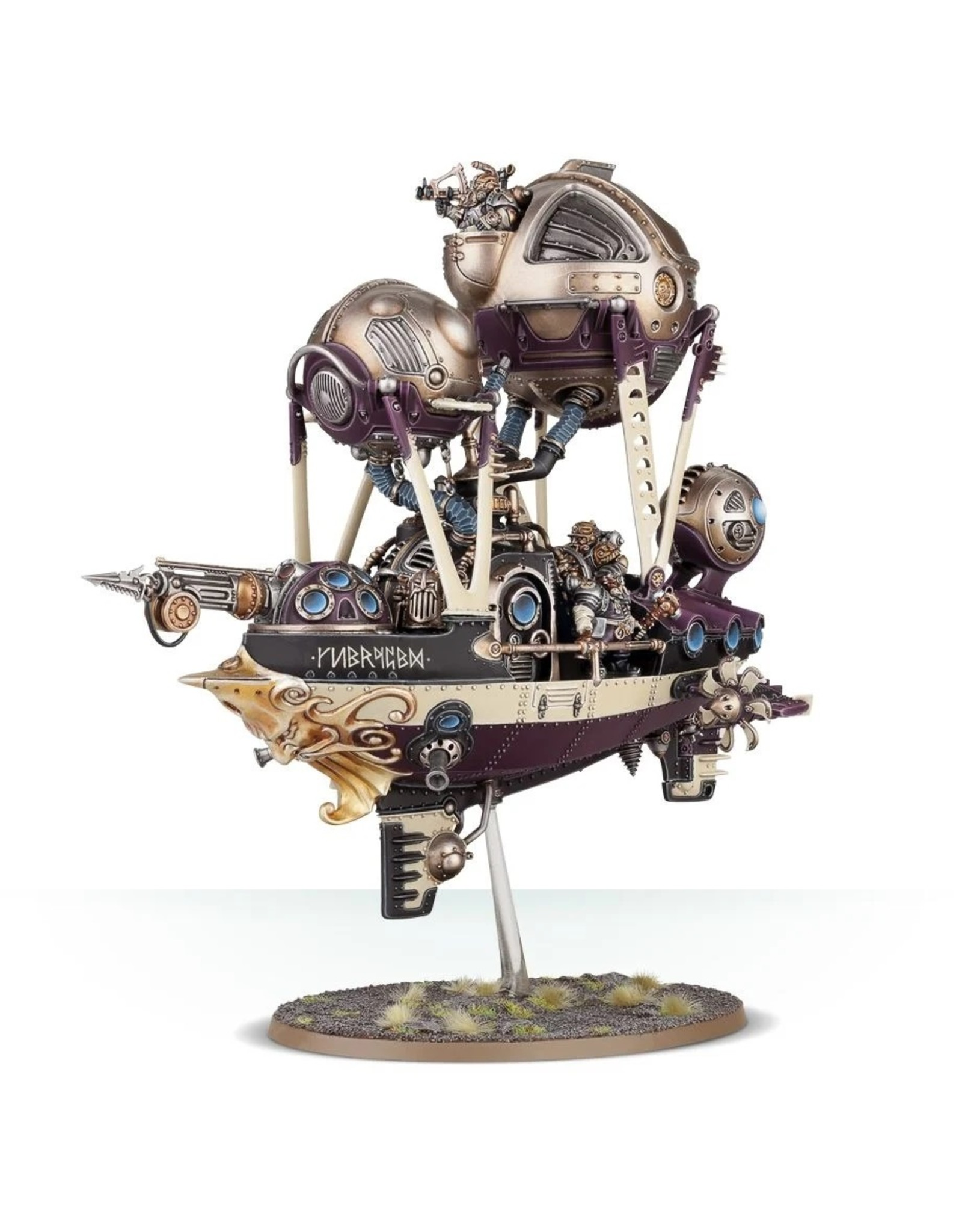 Games Workshop Kharadron Overlords: Arkanaut Frigate