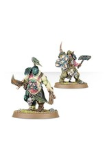Games Workshop Maggotkin of Nurgle: Putrid Blightbringers