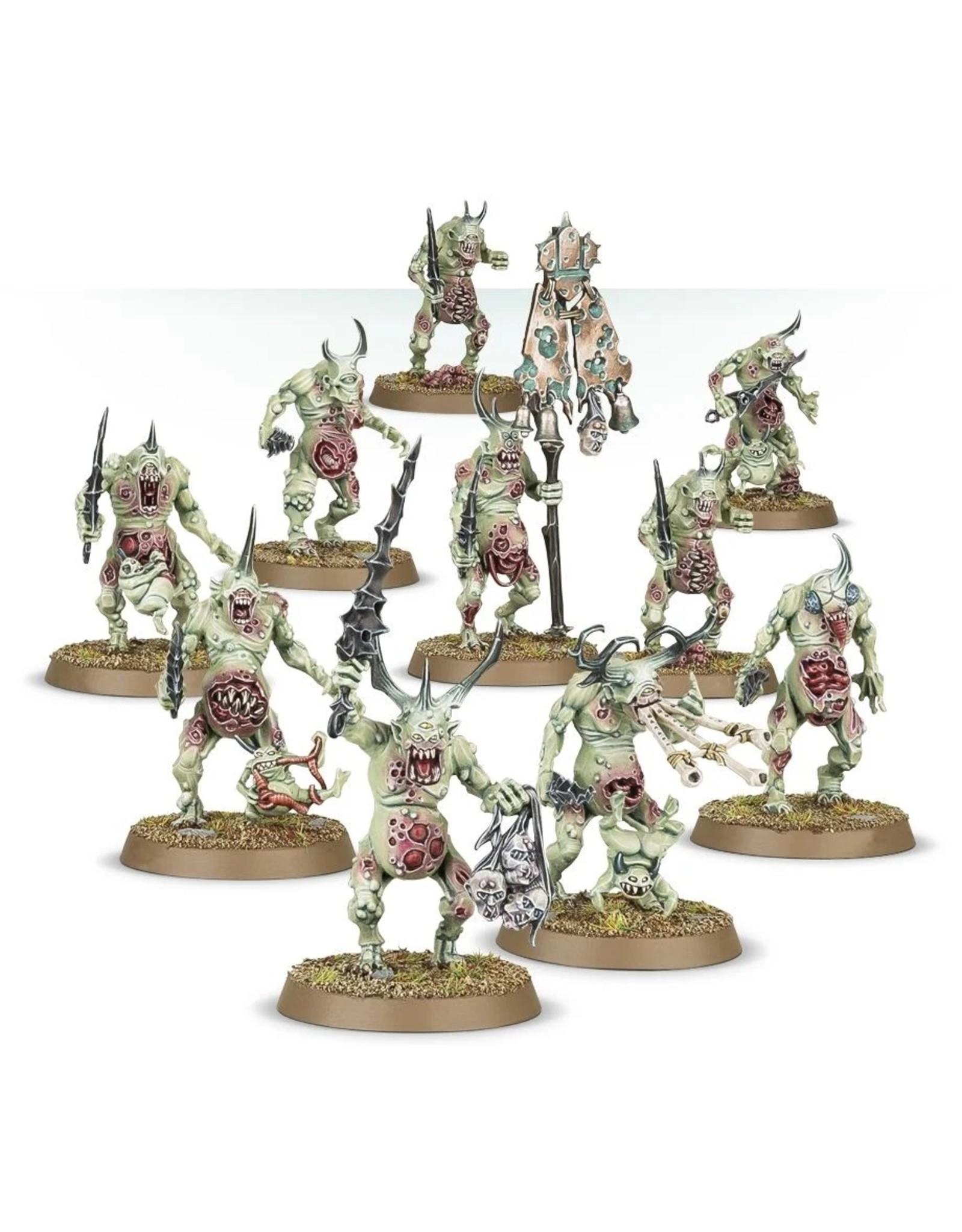 Games Workshop Start Collecting! Daemons of Nurgle