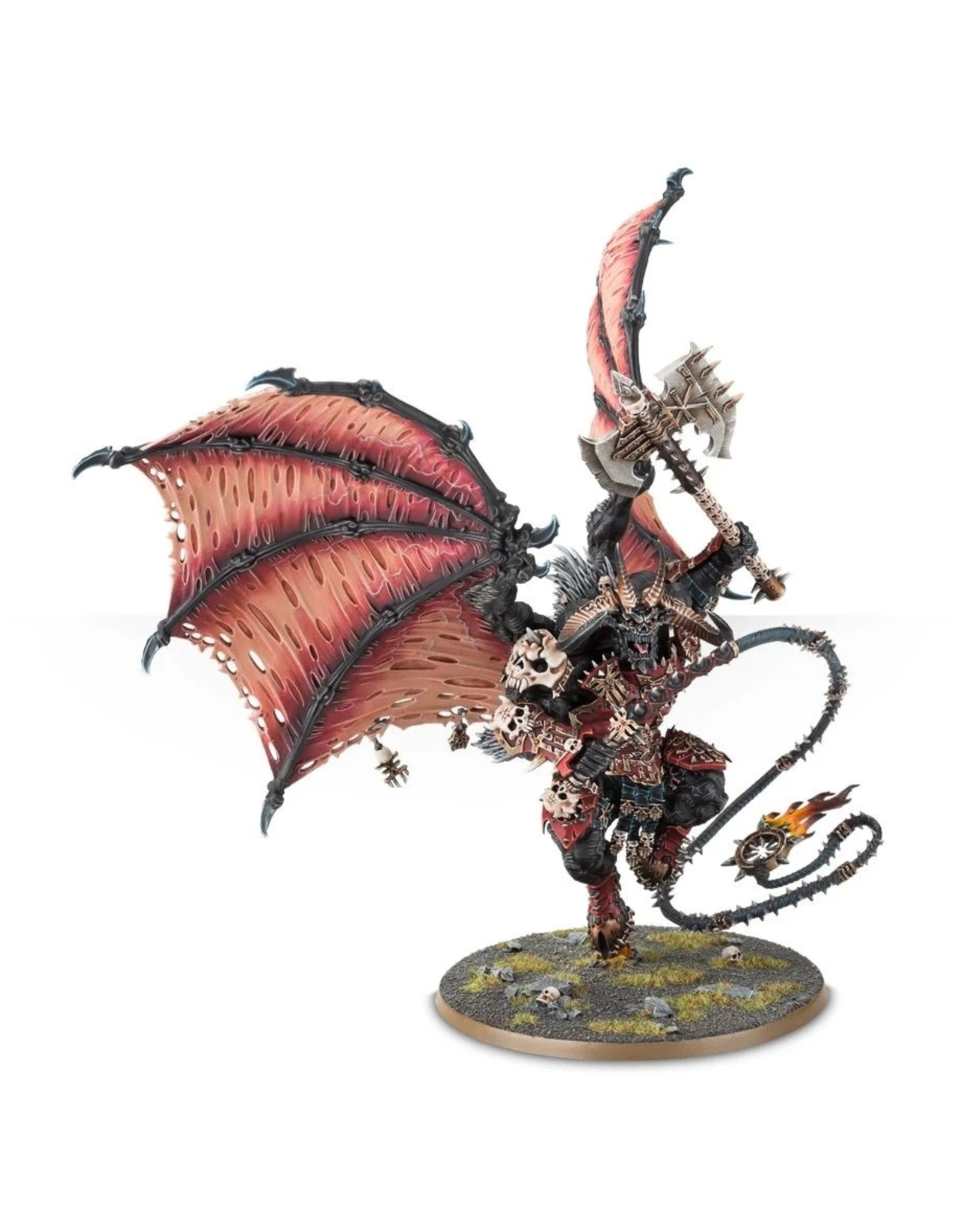 Games Workshop Daemons of Khorne: Bloodthirster