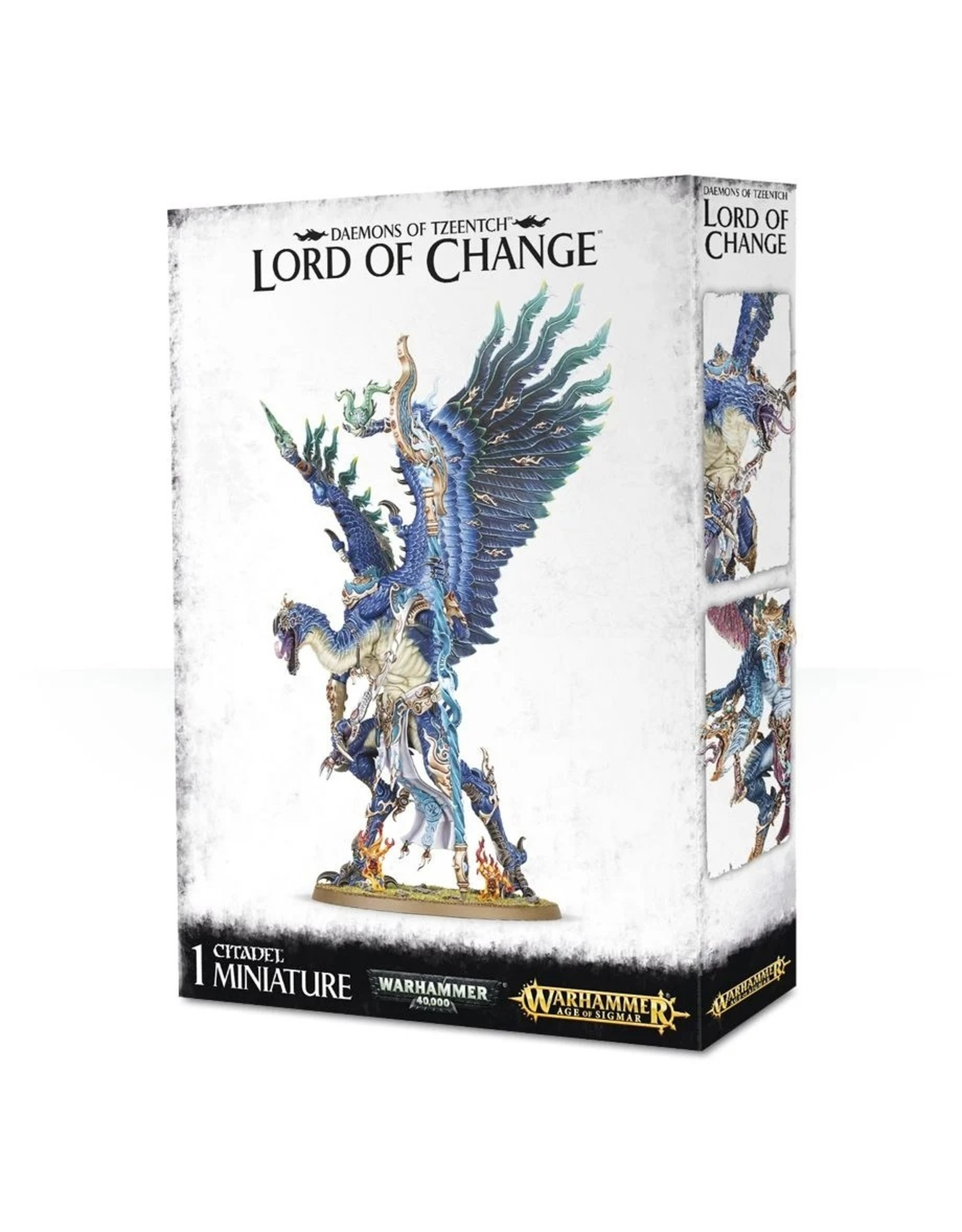 Games Workshop Daemons of Tzeentch: Lord of Change