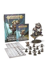Games Workshop Kharadron Overlords: Warscroll Cards