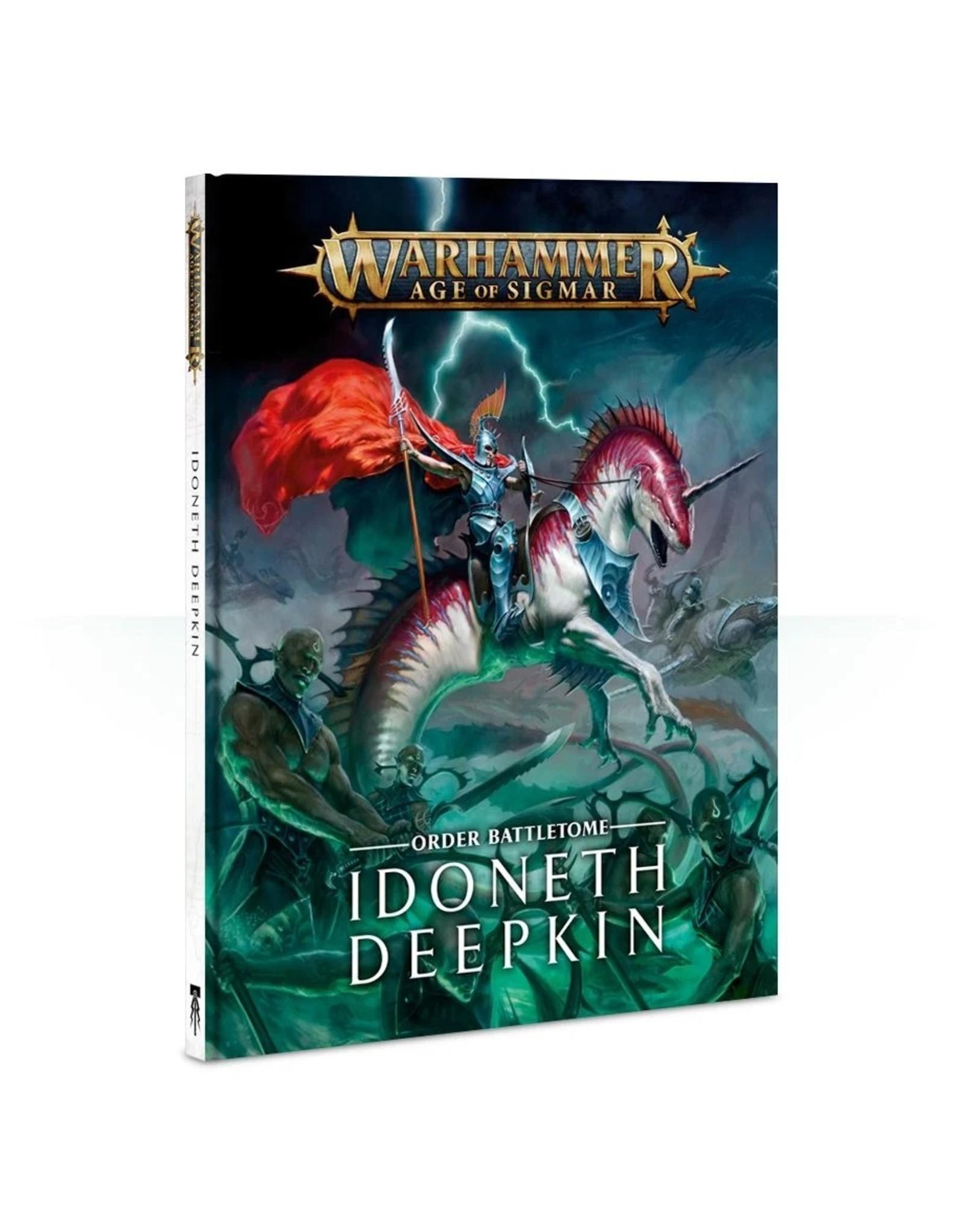 Games Workshop Order Battletome: Idoneth Deepkin