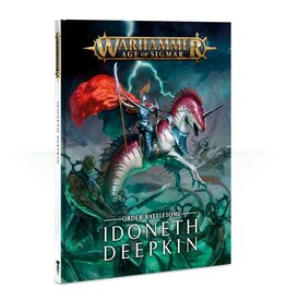 Games Workshop Order Battletome: Idoneth Deepkin