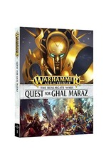 Games Workshop The Realmgate Wars: Quest for Ghal Maraz