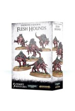 Games Workshop Daemons of Khorne: Flesh Hounds