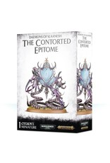 Games Workshop Daemons of Slaanesh: The Contorted Epitome