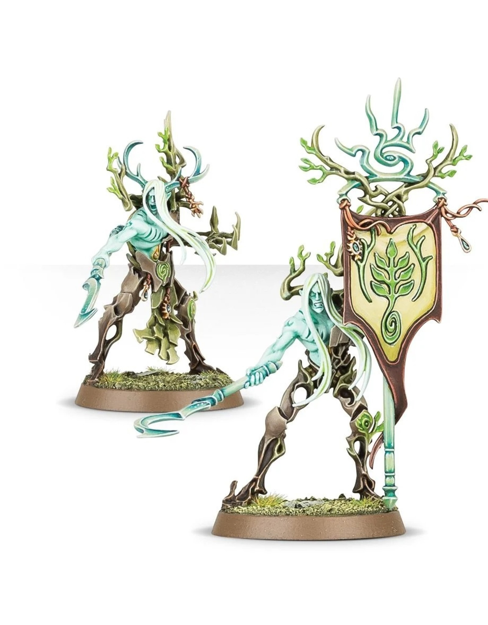 Games Workshop Sylvaneth: Tree-Revenants