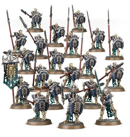 Games Workshop Ossiarch Bonereapers: Mortek Guard