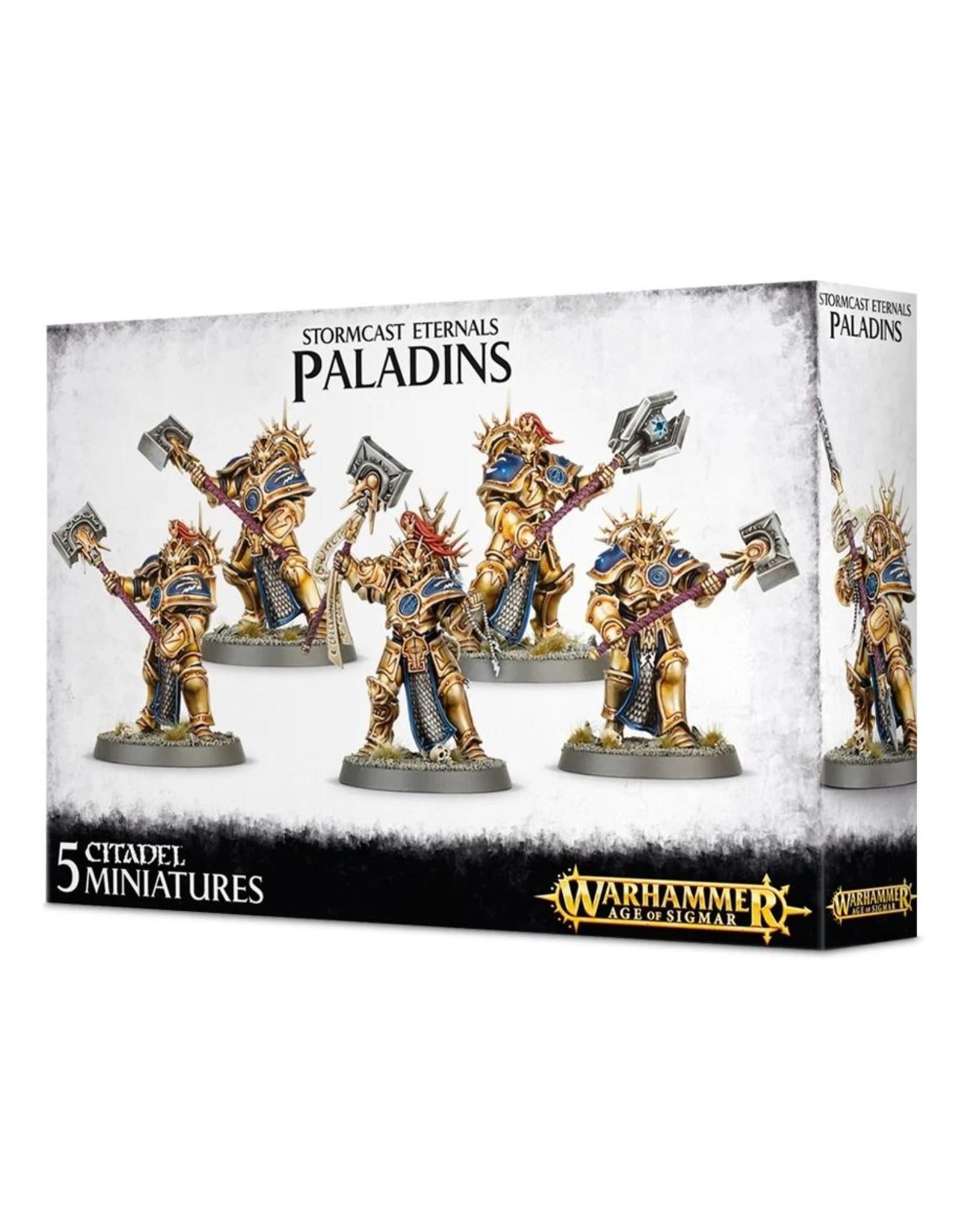 Games Workshop Stormcast Eternals: Paladins