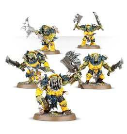 Games Workshop Ironjawz: Orruk Brutes