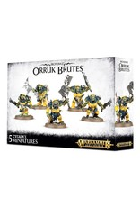 Games Workshop Ironjawz: Orruk Brutes