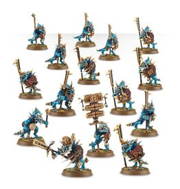 Games Workshop Seraphon: Saurus Guard