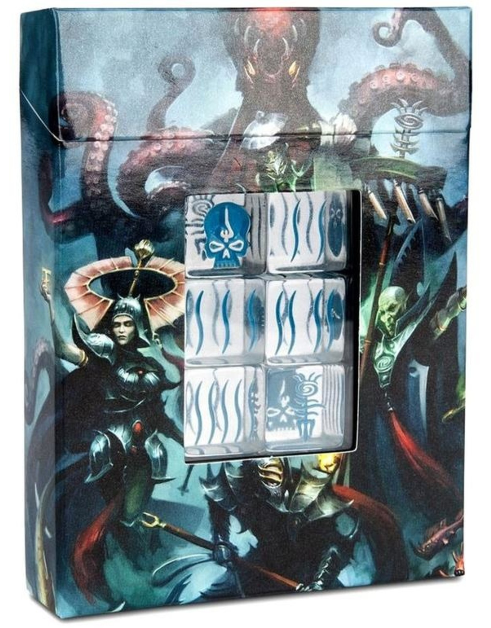 Games Workshop Idoneth Deepkin: Dice
